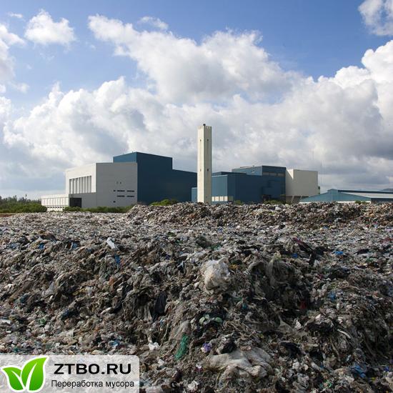 Проблемы переработки мусора (ТБО)