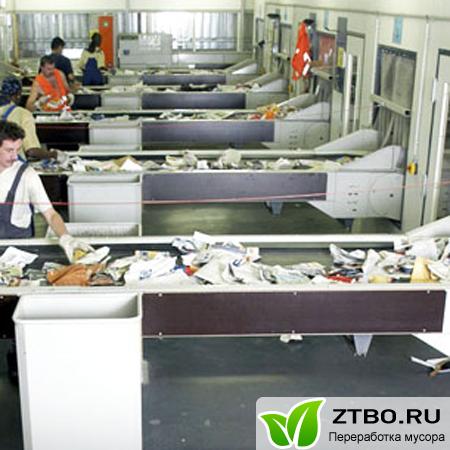 Сортировка и сбор мусора: