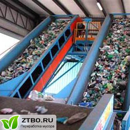 Заводы по переработке мусора в европе